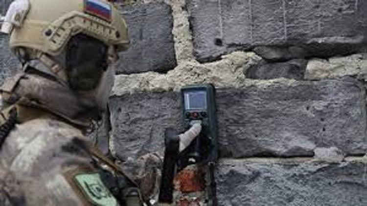الحرس الوطني الروسي سيستطيع الرؤية عبر الجدران