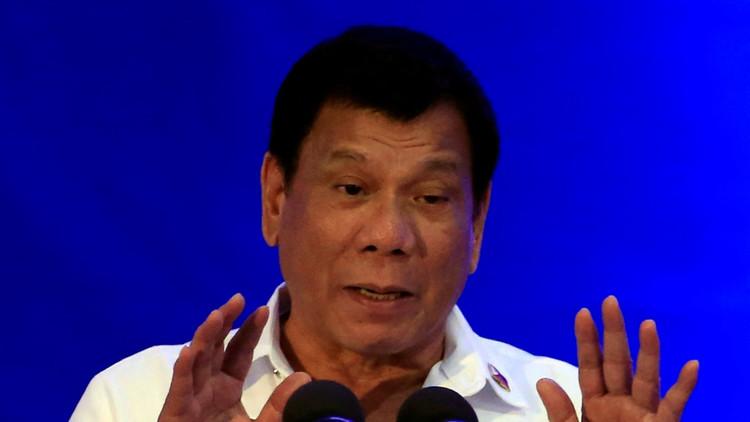 الرئيس الفلبيني: إذا دخل