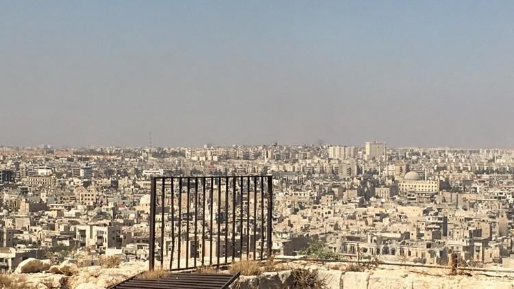 عملية تطهير حلب ستبدأ خلال الأيام المقبلة