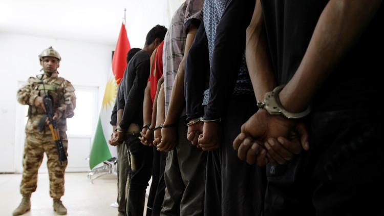 القبض على مواطنين أكراد في أوروبا بتهم دعم