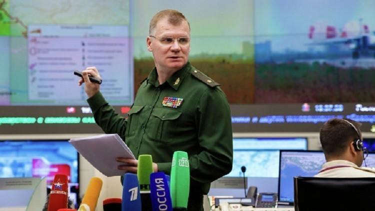 وزارة الدفاع الروسية: طائرات سلاحي الجو الروسي والسوري لم تنفذ منذ 28 يوما أية ضربات على حلب