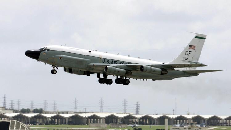 طائرات استطلاع الولايات المتحدة والناتو تطوق روسيا