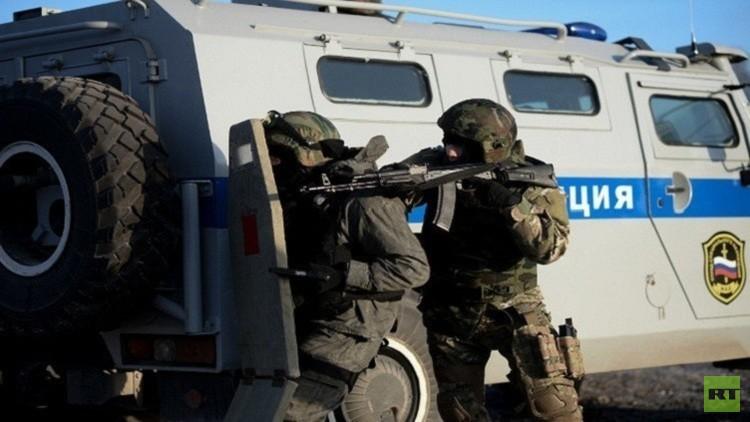الأمن الروسي يقبض على جاسوس أوكراني في القرم