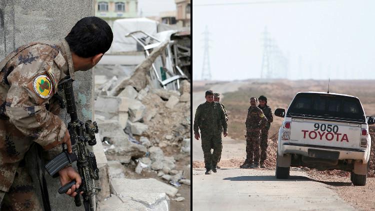 المراوحة على الدماء.. فترة عملية اقتحام الموصل والرقة طالت كثيرا