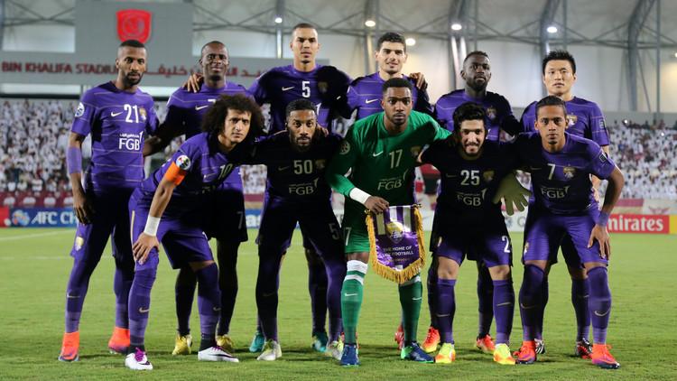 العين الإماراتي يأمل بتكرار انجاز 2003 في دوري أبطال آسيا
