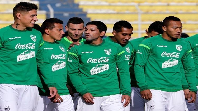 بوليفيا تطعن في قرار خصم نقاط منها بتصفيات مونديال روسيا