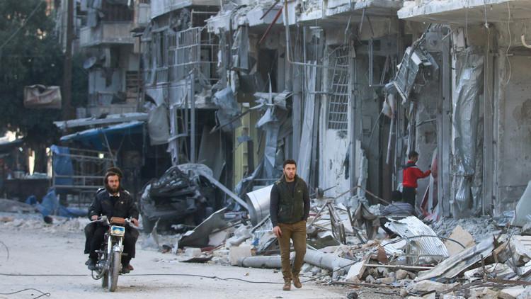 حميميم: 32 حالة إطلاق نار من قبل المجموعات المسلحة