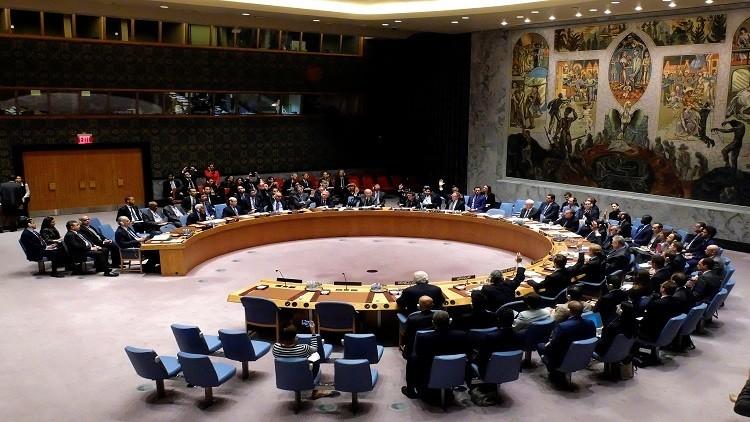 مجلس الأمن يمدد التحقيق الدولي في هجمات الكيمياوي بسوريا