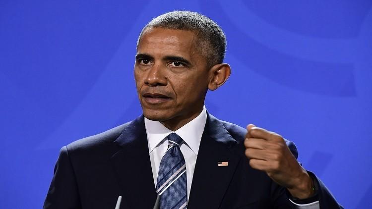 أوباما يصف روسيا بالقوة العسكرية العظمى