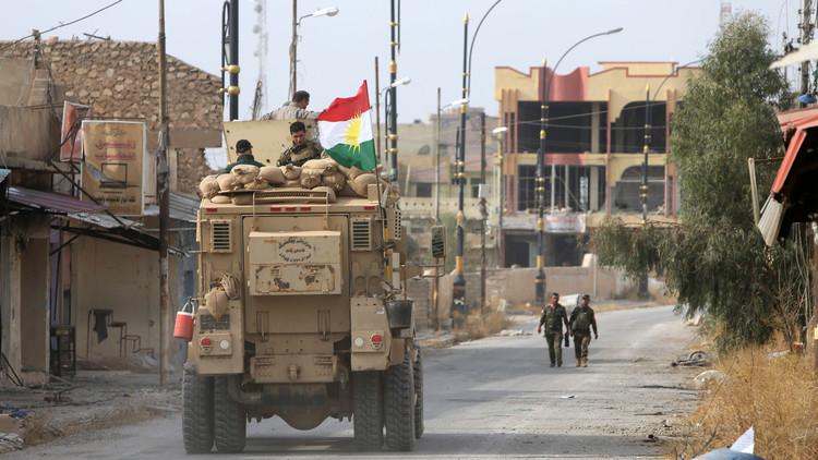 """كردستان العراق: تصريحات بارزاني عن """"المناطق المحررة"""" أُخرجت من سياقها"""
