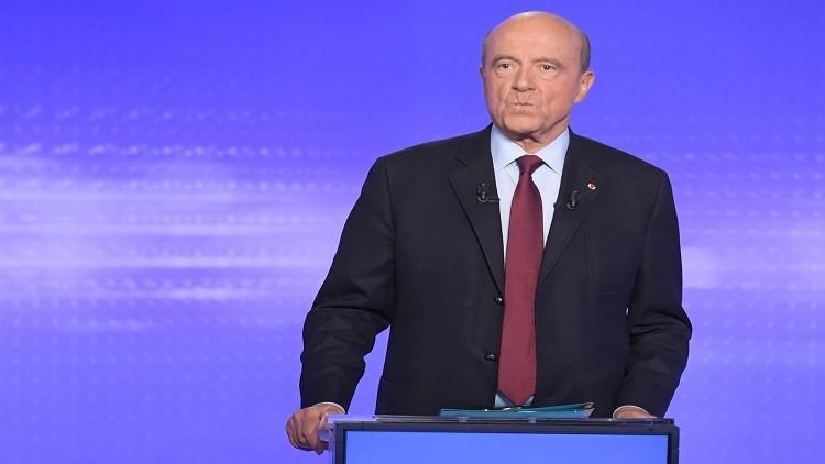 آلان جوبيه: لا تشبهوني بكلينتون.. وفرنسا ليست أمريكا!