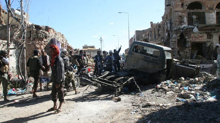 مقتل 21 شخصا في أول يوم من الهدنة في اليمن