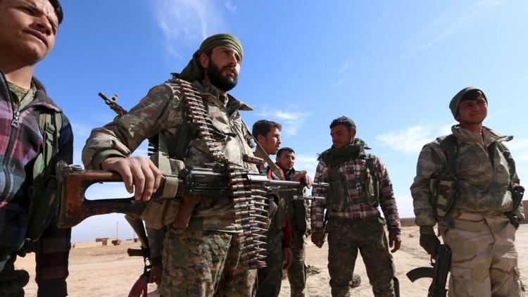 معارك عنيفة بين الأكراد ومسلحي
