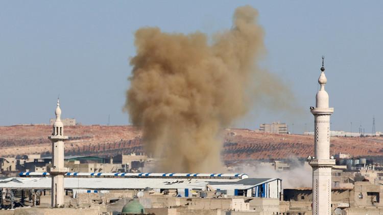 حميميم: 42 حالة إطلاق نار من قبل الفصائل المسلحة في سوريا