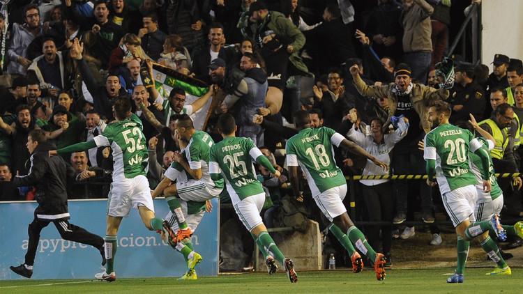 بالفيديو.. الجزائري ماندي يقود ريال بيتيس للفوز على لاس بالماس