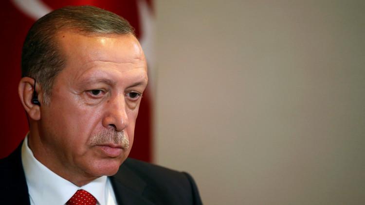 أردوغان خائب الأمل من الموقف الأمريكي بشأن سوريا
