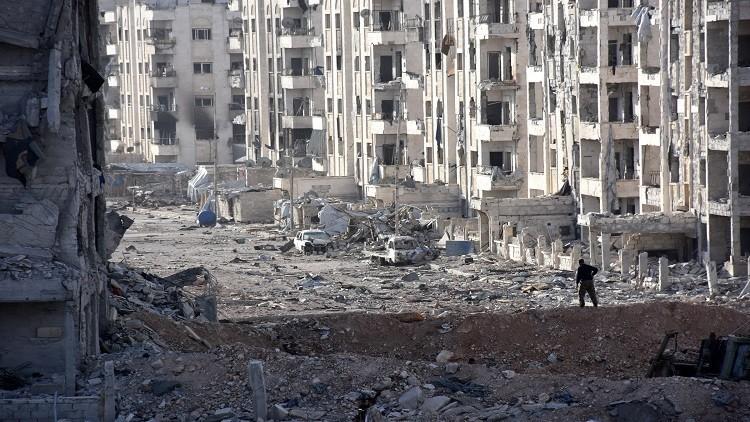 مقتل 17 شخصا على يد المسلحين شرق حلب