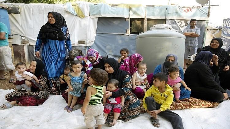 الكويت تقدم 7.9 مليون$ للاجئين السوريين في لبنان