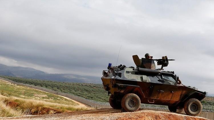الجيش التركي يعلن مقتل 20 مسلحا من