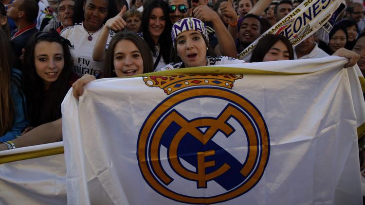 ريال مدريد يكتسح برشلونة في