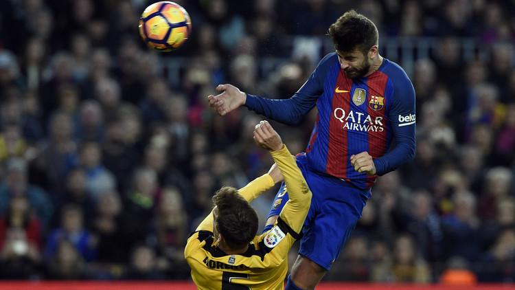 برشلونة يتلقى صفعة قوية في عقر داره