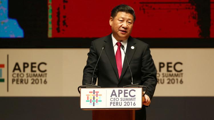الصين تدعو إلى إنشاء منطقة تجارة حرة في آسيا والمحيط الهادئ
