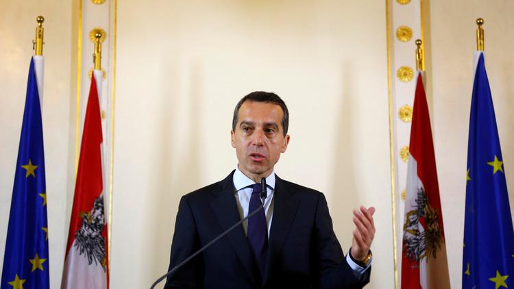 النمسا: القيم الأوروبية أهم من رفع العقوبات عن روسيا