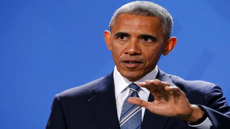 أوباما: امنحوا ترامب فرصة ولا تفترضوا الأسوأ