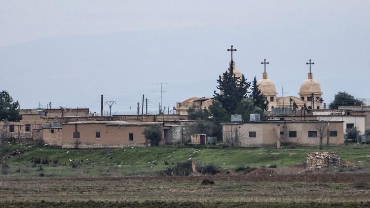 منظمة حقوقية تجهز عريضة لحماية مسيحيي سوريا والعراق