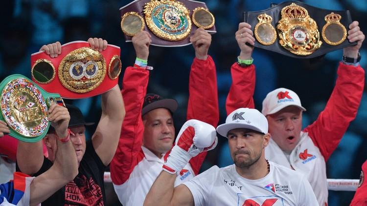 ملاكم روسي يفقد 3 أحزمة في ليلة سوداء