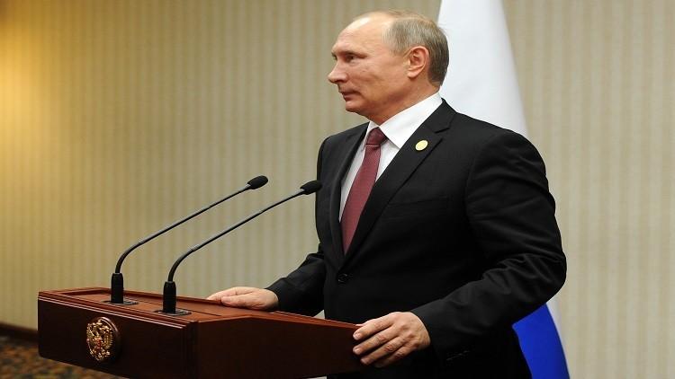 بوتين: مستعدون لتجميد إنتاج النفط