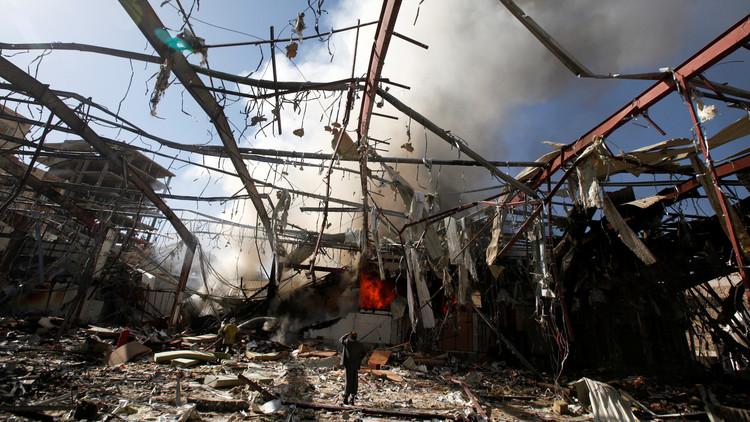 التحالف يعلن انتهاء الهدنة في اليمن ويحمل الحوثيين مسؤولية انهيارها