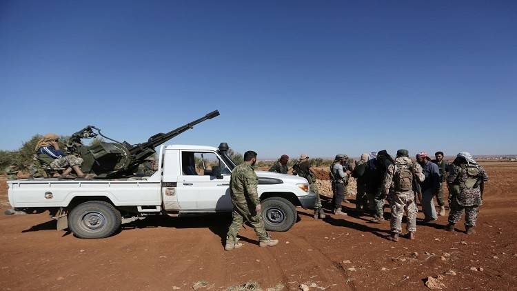 3.2 ألف مواطن روسي في صفوف المسلحين بسوريا والعراق