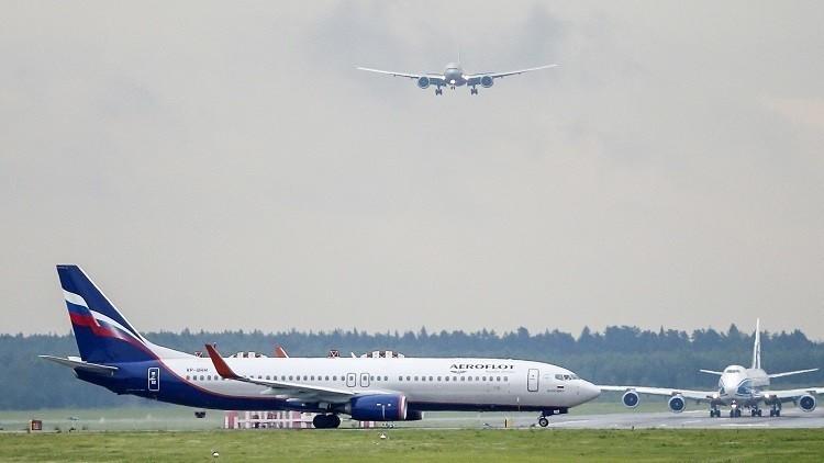 استئناف الرحلات الجوية بين موسكو والقاهرة مطلع 2017