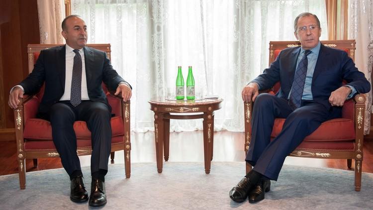 مصدر في الخارجية الروسية: العمل جار لترتيب زيارة لافروف إلى تركيا