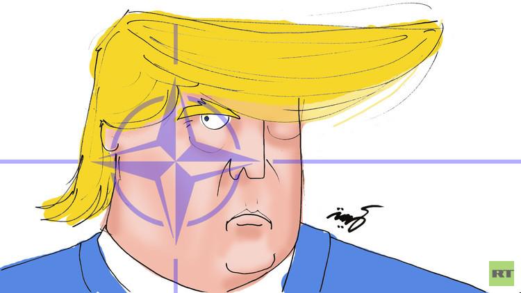 ترامب أطلسي أم ناتو ترامبي