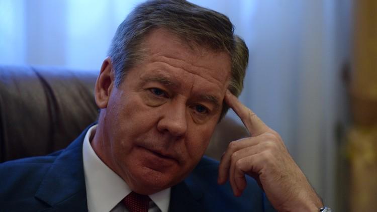موسكو: لا يجوز تحويل قضية حلب إلى عائق على طريق استئناف المفاوضات