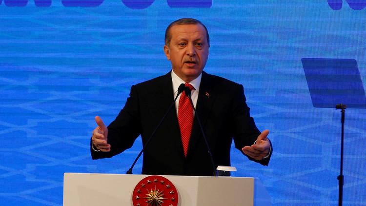 أردوغان يدعو الغرب لدعم تركيا ضد حزب العمال الكردستاني