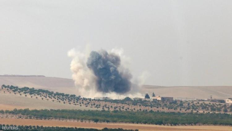 مقتل 11 داعشيا بغارات جوية تركية شمال سوريا