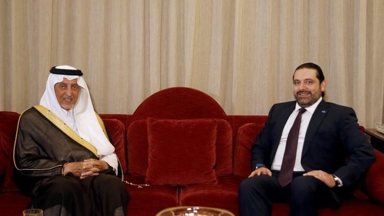 السبهان: زيارة الفيصل تؤكد أن عروبة لبنان ثابتة رغم ضغوط أعدائه