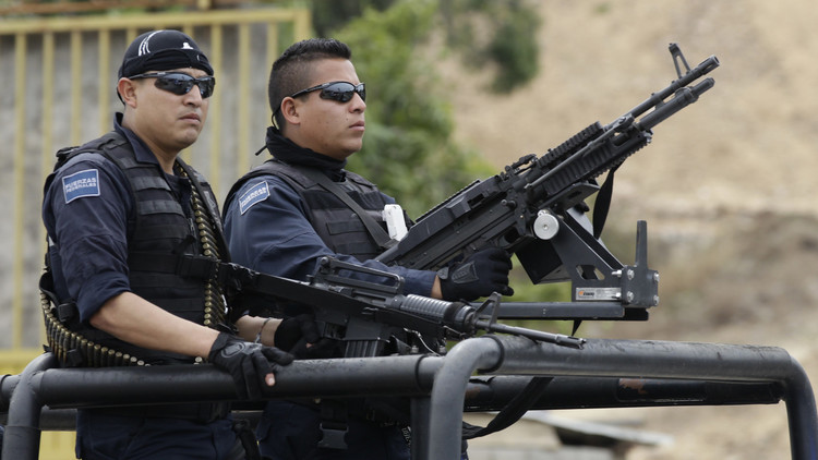 مقتل 20 شخصا في المكسيك بمواجهات بين عصابات إجرامية