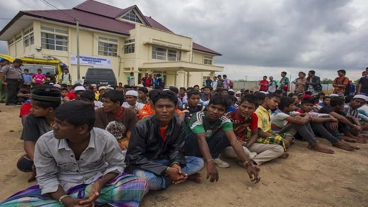 فرار 3 آلاف شخص من ميانمار إلى الصين