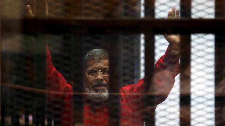 إلغاء حكم المؤبد بحق مرسي في قضية التخابر