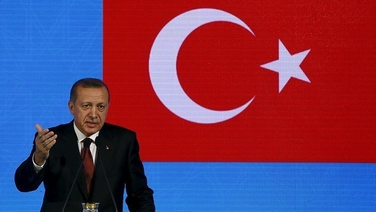 أردوغان: ليس ملائما تحديد من