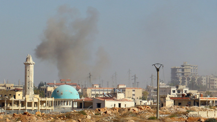لافروف: ضغوط دولية وراء رفض منظمة حظر الأسلحة الكيميائية التحقيق في استخدام مسلحي حلب مواد سامة