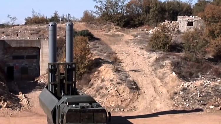 روسيا تنصب صواريخ