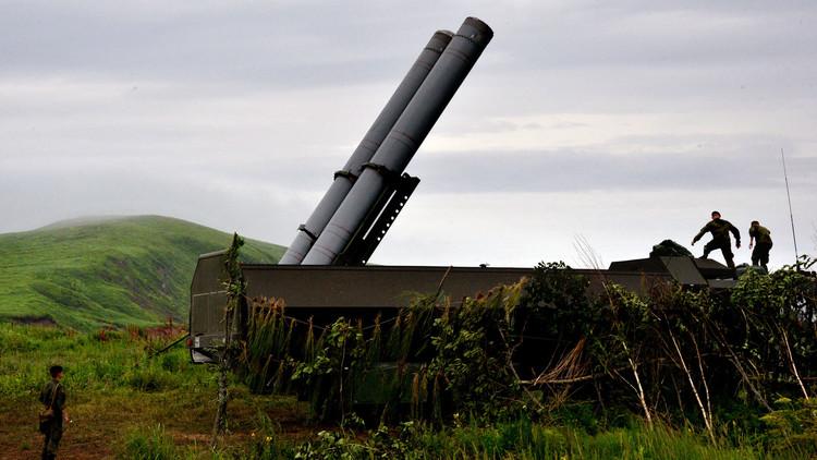روسيا تنشر صواريخ