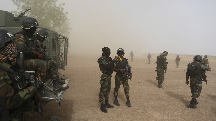 مقتل 6 جنود بهجوم