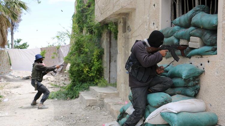 حميميم: 46 حالة إطلاق نار من قبل المجموعات المسلحة