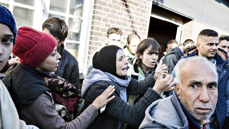 الدنمارك ترفض استقبال حصتها من اللاجئين